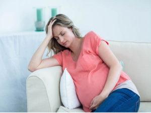 Головные боли перед родами