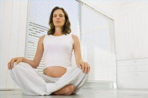 40 неделя беременности болит спина