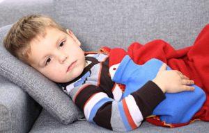 Метеоризм у ребенка 2 года