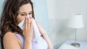 Чем лечить зеленые сопли при беременности 2 триместр