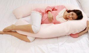 Можно ли спать на спине беременной