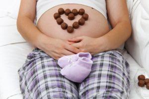 Почему беременным нельзя шоколад