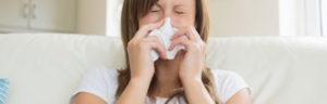 30 неделя беременности простуда