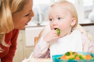 Ребенок в год плохо ест