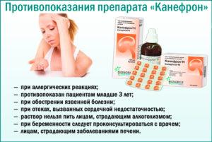 Канефрон беременным как пить