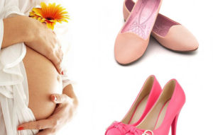 Беременным можно носить каблуки