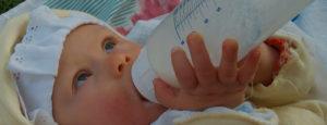 Что делать новорожденный ребенок не наедается грудным молоком