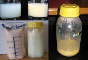 Как перегорает молоко в груди