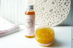 Апельсиновое масло от растяжек