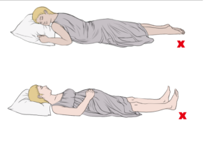 Почему нельзя спать на правом боку беременной