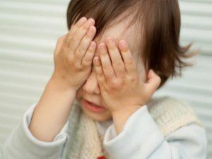 Как у ребенка проявляется испуг