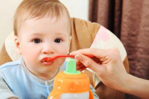 Можно ли годовалому ребенку соль