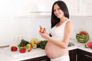 Что кушать можно перед родами