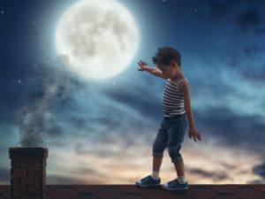 Почему во сне ходят дети