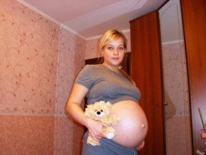 При беременности опух нос