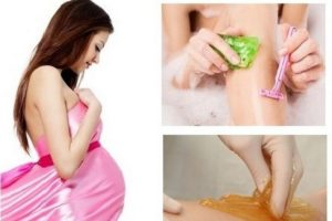 Можно ли делать восковую эпиляцию во время беременности