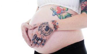 Можно беременным делать тату