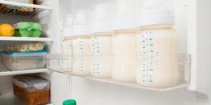 Можно ли сцеженное молоко сразу ставить в холодильник