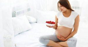Потягивания во время беременности