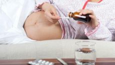 Я беременна и я заболела что делать