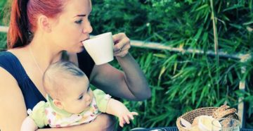 Можно кофе кормящей матери