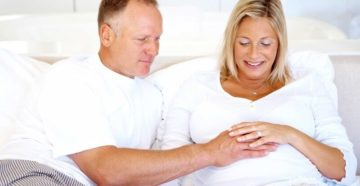 Беременность во время менопаузы